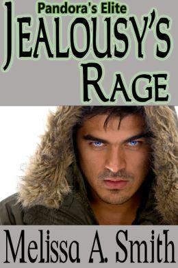Jealousy's Rage (Pandora's Elite #1)