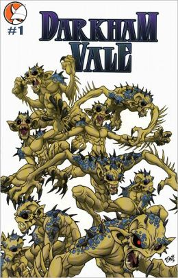 Darkham Vale #1 (Comic Book)