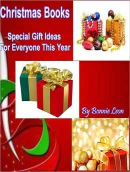 Christmas Books: Special Gift Ideas for Everyone This Year