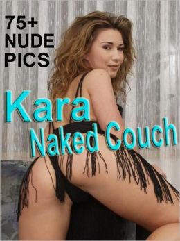 Kara - Naked Couch (Nude Girl Pictures)