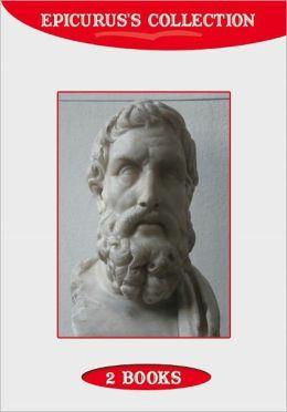 Epicurus's Collection [ 2 books ]