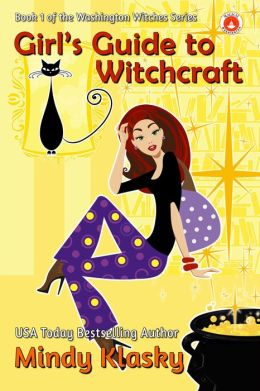 Jane Madison 1 - Girls Guide to Witchcraft - Mindy Klasky