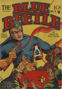 The Blue Beetle - Issue #2 (Comic Book)