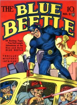 The Blue Beetle - Issue #3 (Comic Book)