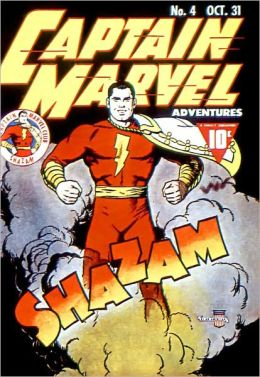 Captain Marvel Adventures - Issue #4 (Comic Book)