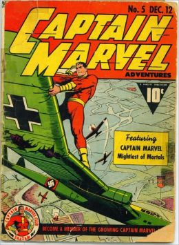 Captain Marvel Adventures - Issue #5 (Comic Book)