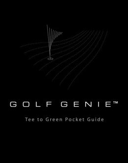 Golf Genie Tee to Green Pocket Guide