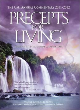 Precepts for Living 2011-2012