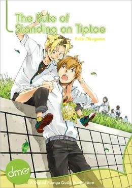 The Rule Of Standing On Tiptoe (Yaoi Manga) - Nook Edition