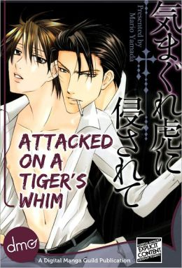 Attacked On A Tiger's Whim (Yaoi Manga) - Nook Edition