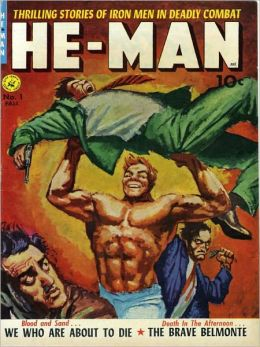 He-Man - Issue #1 (Comic Book)