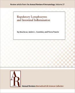 Regulatory Lymphocytes and Intestinal Inflammation