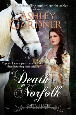 A Death in Norfolk (Captain Lacey Regency Mysteries #7)