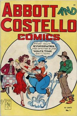 Abbott and Costello Comics - Issue #1 (Comic Book)