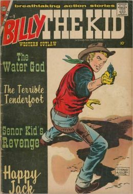 Billy the Kid - Issue #9 (Comic Book)