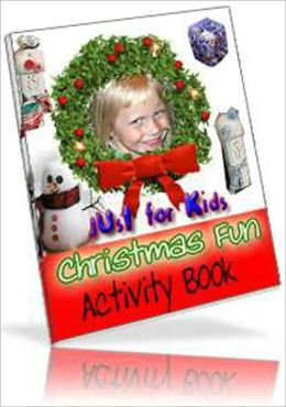 Make your holiday planning and gift giving easier with The Complete Christmas Collection: Book Three - Christmas Fun Activity Book - 88 Pages Of Fun For Kids - The Christmas Fun Activity Book will provide hours of enjoyment for many holiday seasons.