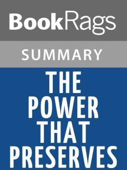 The Power that Preserves by Stephen R. Donaldson l Summary & Study Guide