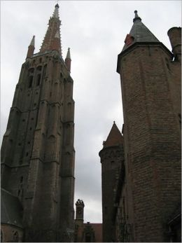 Vanished towers and chimes of Flanders (Illustrated)