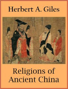 Religions of Ancient China [With ATOC]