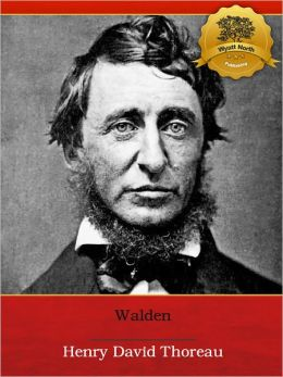 Walden ; or Life in the Woods [Illustrated]