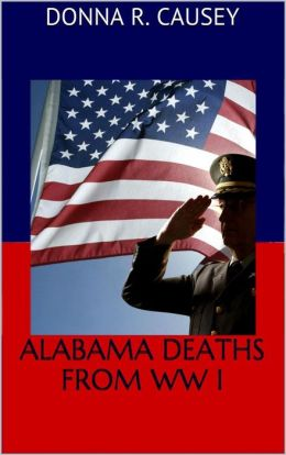 ALABAMA DEATHS FROM WORLD WAR I