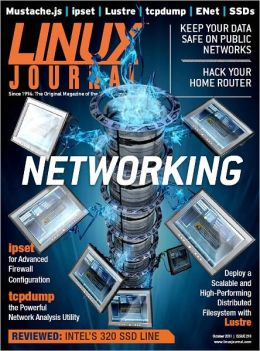 Linux Journal October 2011