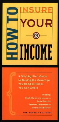 How to Insure Your Income