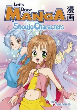 Let's Draw Manga - Shoujo Characters (Nook Color Edition)