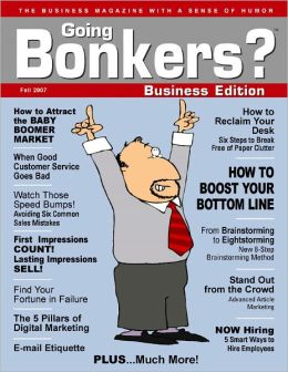 Bonkers About Business Issue 02