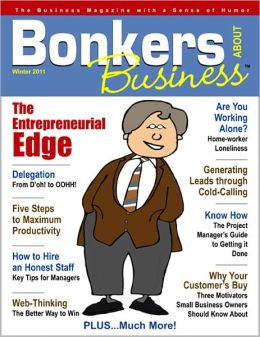 Bonkers About Business Issue 15