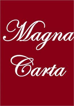 The Text of Magna Carta