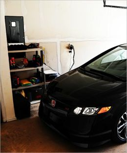 ORGANIZE THE HOME: Keep your Garage, Car, and Mail simplified!