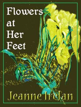 Flowers at Her Feet