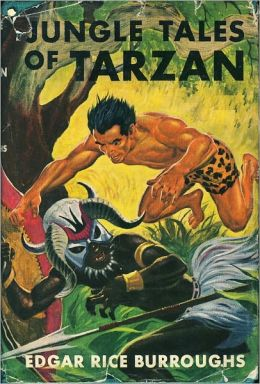 Jungle Tales of Tarzan [With ATOC]
