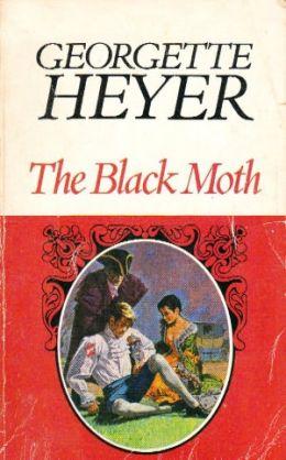 The Black Moth. by Georgette Heyer - An Original Epic Tale