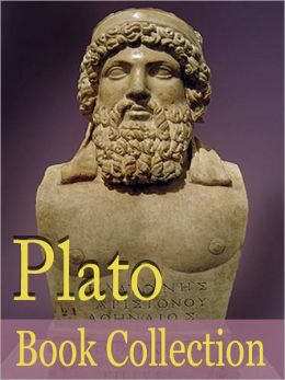 The Plato Book Collection (including twenty three writings, Apology, Charmides, Cratylus, Critias, Crito and more)