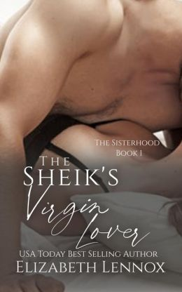 The Sheik's Virgin Lover