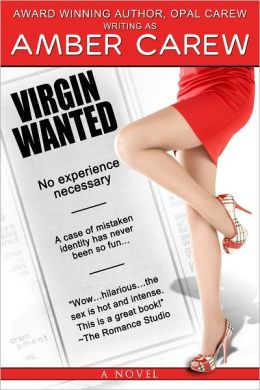 Virgin Wanted (Sexy Humorous Contemporary Romance)