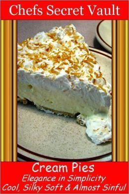 Cream Pies - Elegance in Simplicity