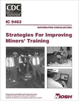 Strategies for Improving Miners' Training