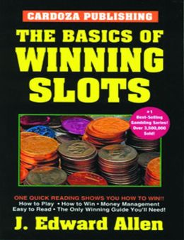 Basic of Winning Slots