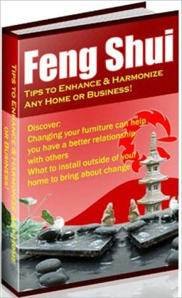 Inspiration & Personal Growth eBook - Feng Shui-Tips To Enhance n Harmonize Home n Business