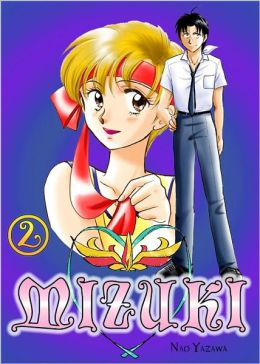 Mizuki ep.2 (Manga) - Nook Color Edition