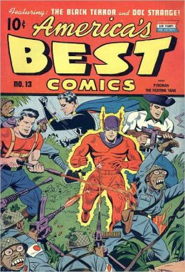 America's Best Comics Number 13 Super-Hero Comic Book