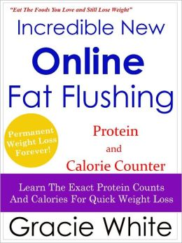 Incredible New Online Fat Flushing Protein AND Calorie Counter