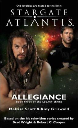 SGA-18 Allegiance (Book three in the Legacy Series)