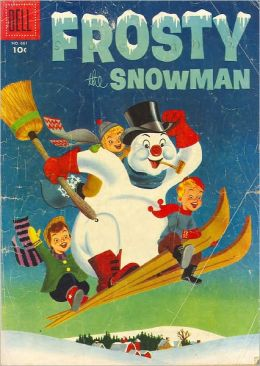 Frosty the Snowman Number 661 Childrens Comic Book