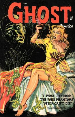 Ghost Comics Number 2 Horror Comic Book
