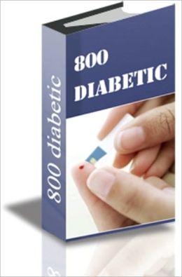800 diabetic