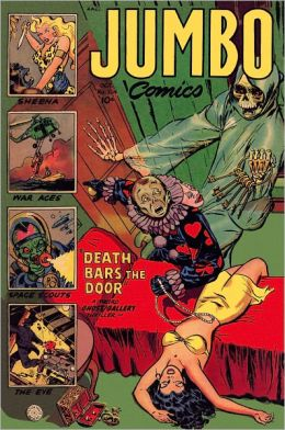 Jumbo Comics Number 164 Action Comic Book